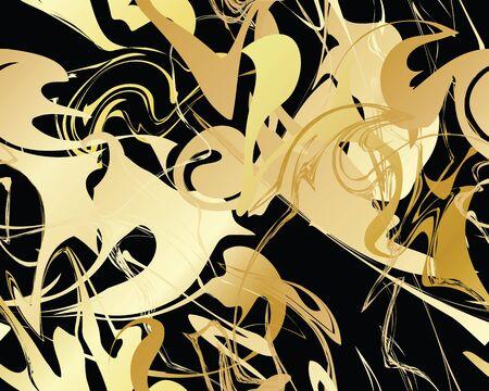 Marmor Gold Lizenzfreie Vektorgrafiken Kaufen: 123RF