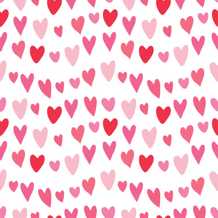 Vector celebratory love Heart pattern Illustration