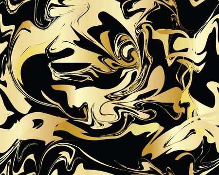 gold textured background: Marble Gold texture seamless pattern