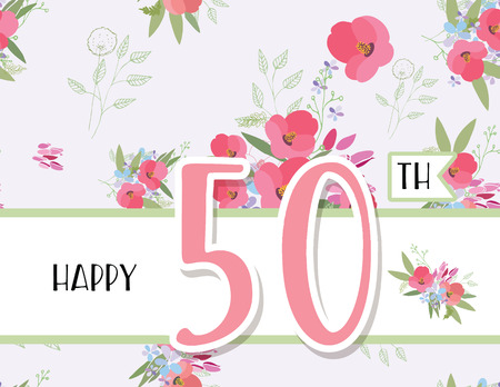 Greeting card for anniversary birthday on a plain background greeting card for anniversary birthday on a plain background stock vector 87777668 m4hsunfo