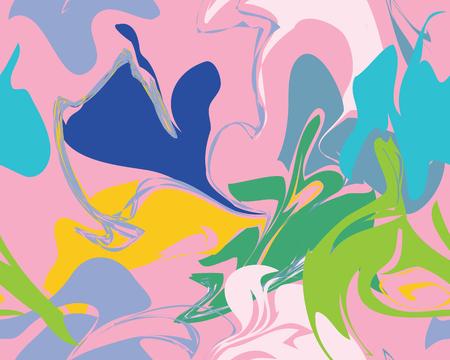 Marmor Textur nahtlose Muster. Trendige Farben. Hochzeiten, Menüs, Einladungen, Geburtstag, Visitenkarten mit einem Marmor-Textur in modischen Farben.