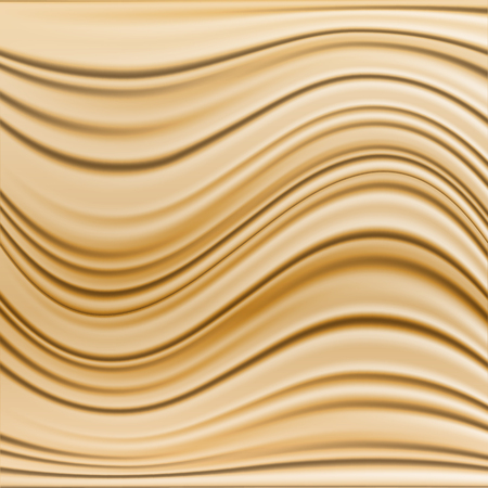 Abstract background with flowing lines and waves. Fractal composition of shadows and light. Vector illustration