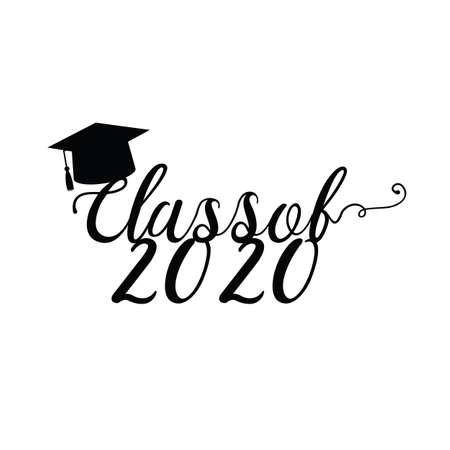 Graduate Cap, Congratulatory Illustration For Graduation From Educational Institutions