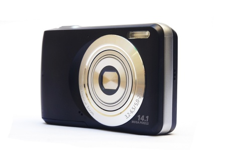 photography icon: Compact digital camera