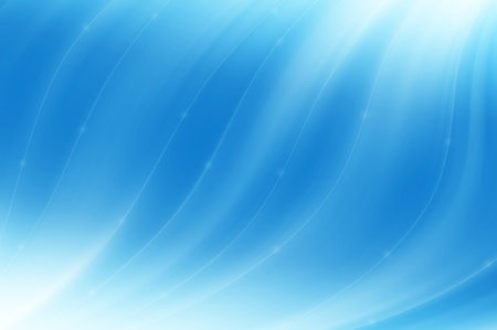 the blue cell: Abstract line background - blue color