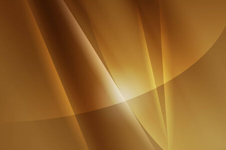 Abstract brown gradient background with line and curve