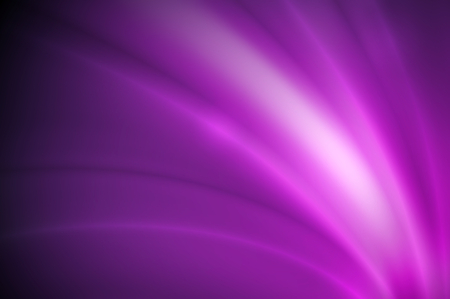 white background: abstract pink to purple gradient curve background