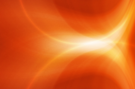 curve line: orange curve abstract background with curve line Stock Photo