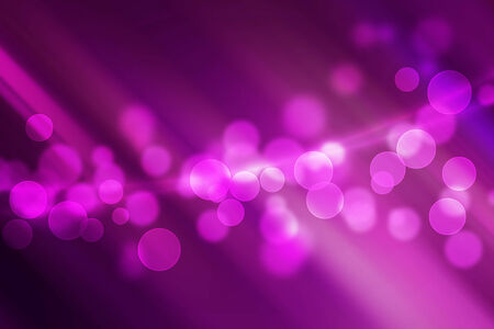 pink stripes: magic bokeh on purple stripe line abstract background