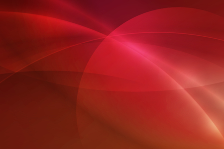 red line: orange to red gradient abstract background