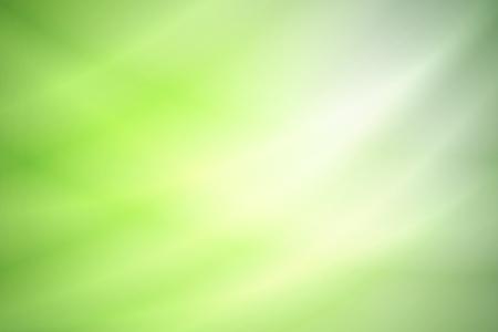 緑のグラデーション技術の抽象的な背景に白い柔らかい