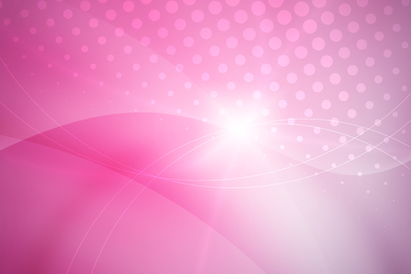 pastel background with line and curve