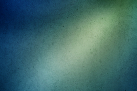 light yellow to blue gradient grunge abstract background Archivio Fotografico
