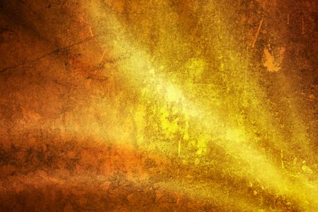 color fan: grunge gradient color background , fan shape