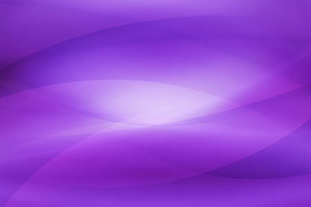 purple wave abstract background Stock Photo