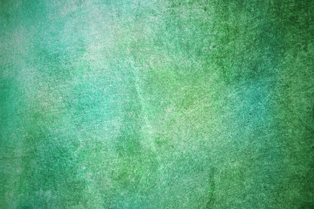 green grunge concrete texture abstract background
