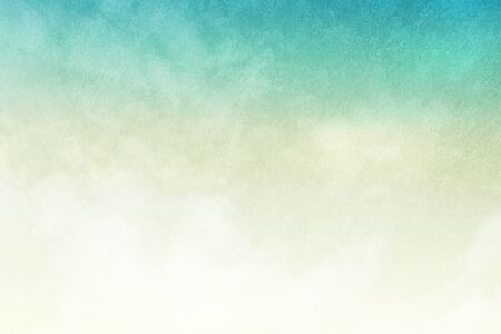 fluffy: grunge fluffy cloudscape gradient abstract background