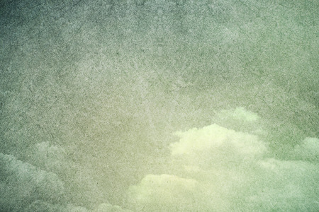 cloudscape: grunge cloudscape abstract background