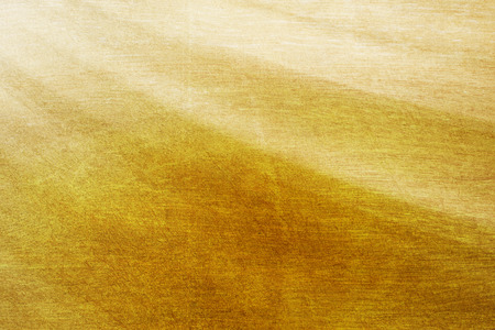 yellow line: dark yellow line with grunge texture abstract background Stock Photo
