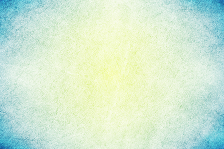 grunge light green to blue gradient abstract background