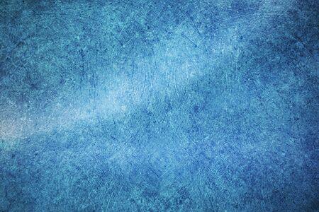 blue grunge background: vintage dark blue grunge abstract background