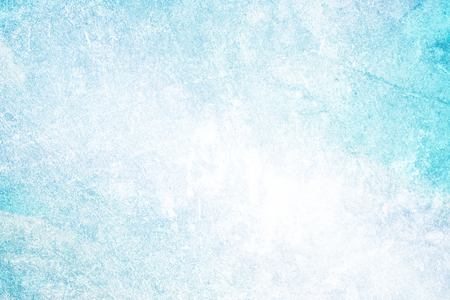 grunge light blue color abstract background Stock Photo