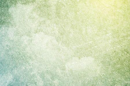 cloudscape: artistic fluffy cloudscape with grunge gradient concrete texture