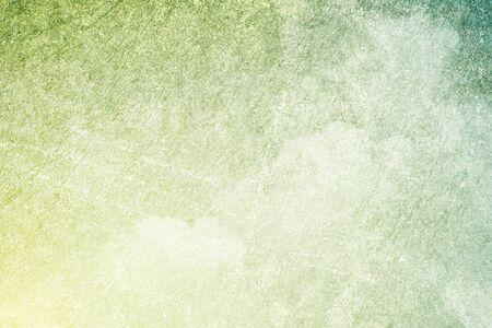artistic fluffy cloudscape with grunge gradient concrete texture