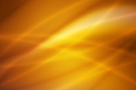 curve line: vivid yellow and brown curve and line abstract background