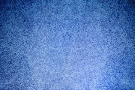 designed: abstract background, blue gradient color with designed concrete texture