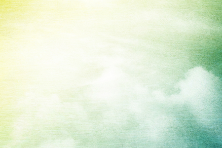 fantastic fluffy cloud and sky abstract background with grunge  texture Banque d'images