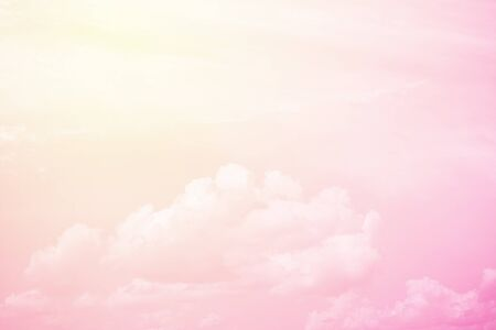 fantastic: fantastic fluffy cloud and sky abstract background