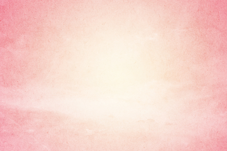 artistic designed: fantastic fluffy cloud and sky abstract background with grunge paper  texture Stock Photo