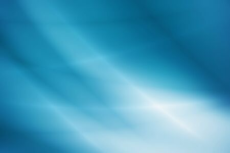 effect: abstract background, blue light effect