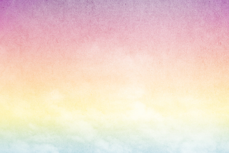 artistic cloud and sky abstract background with grunge  texture 写真素材