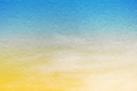 Fantasiewolke und Himmel extrahieren Hintergrund mit Schmutzmaulbeerpapierbeschaffenheit Standard-Bild - 43132074