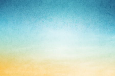 artistic cloud and sky abstract background with grunge  texture Banco de Imagens