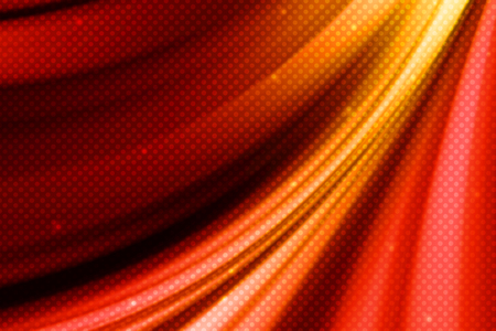 curve line: abstract red curve line background with polka dot