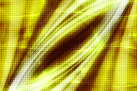 curve line: abstract yellow curve line background with square pattern Stock Photo