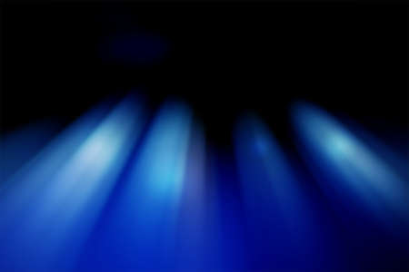 effect: blue light effect abstract background