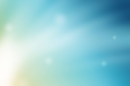 burst background: abstract blue gradient color background Stock Photo