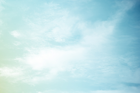 fantastic soft cloud and sky abstract background with pastel gradient color