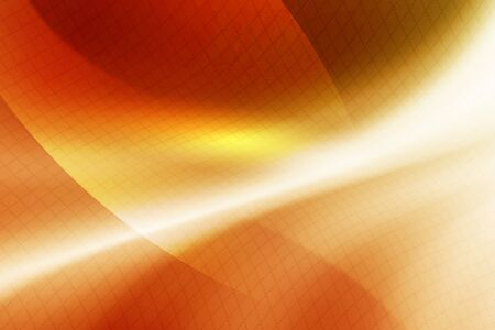 warm: warm abstract background with curve line Stock Photo