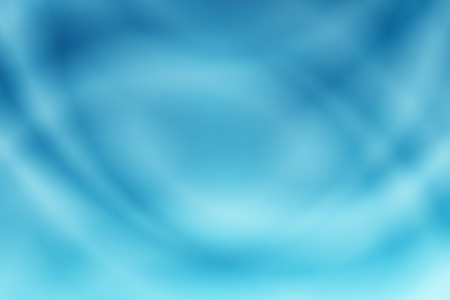 blue curve abstract background Stock Photo