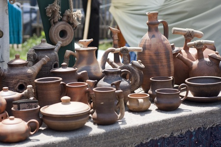 Clay Jugs photo