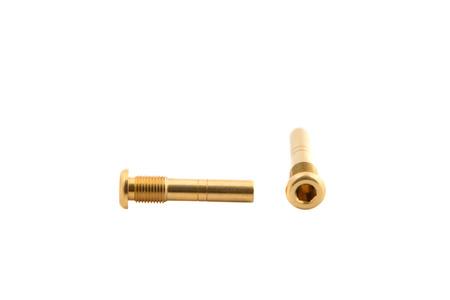 car gas: Detail of a car. Gas equipment