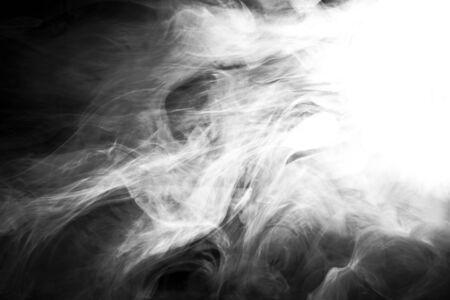 radiacion solar: Textura de humo en forma de radiaci�n solar