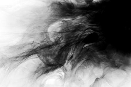 radiacion solar: Textura de humo en forma de radiación solar