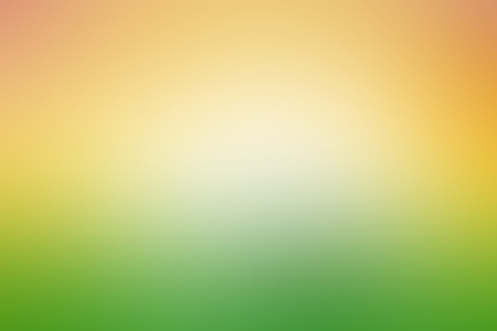 Yellow, green abstract blur background, modern style, vintage and retro