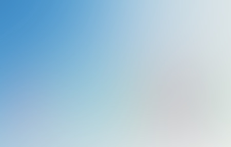 Blue and white abstract blur background, modern style